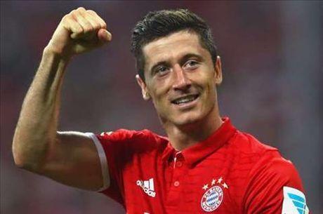 "Morata: ""Lewandowski la trung phong xuat sac nhat the gioi"" - Anh 1"
