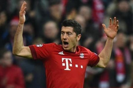 "Morata: ""Lewandowski la trung phong xuat sac nhat the gioi"" - Anh 2"