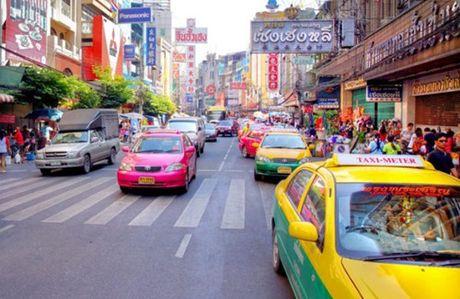 Thai Lan se quy dinh gia toi thieu cho du khach Trung Quoc - Anh 1