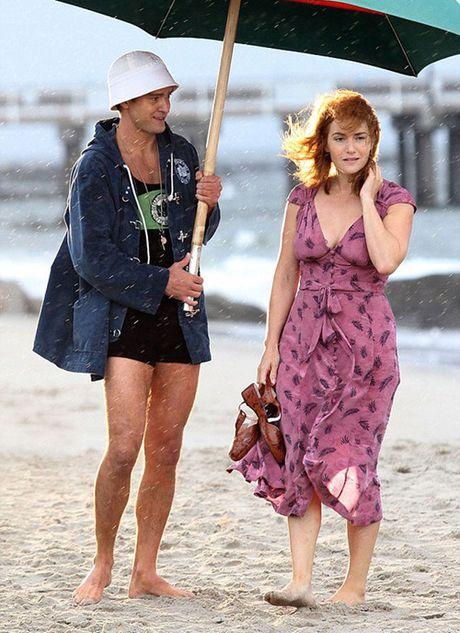 Con gai Kate Winslet ghen ty vi me 'yeu' Hemsworth, Timberlake tren phim - Anh 3