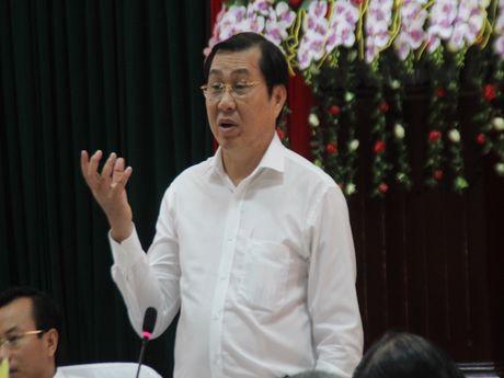Chu tich Da Nang: 'Se keo dan ra vung ven' - Anh 1