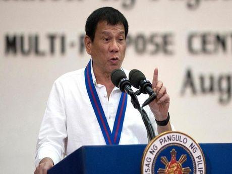 Ong Duterte goi tong thu ky LHQ la 'ac quy' - Anh 1