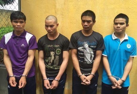 4 anh em ruot lap bang cuop giat khap Tay Nguyen - Anh 2