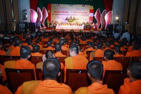 Sap co hoi thao ve tinh ke thua cua Phat giao Nam tong Khmer - Anh 1