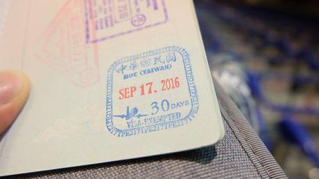 Kinh nghiem xin visa Dai Loan trong 2 phut - Anh 1