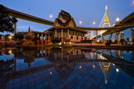 Bangkok la thanh pho dong khach du lich nhat the gioi - Anh 1