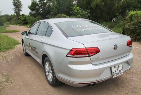 Volkswagen Passat: Sedan the thao danh cho nguoi tre - Anh 2
