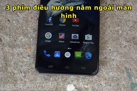 Can canh smartphone cam bien van tay, RAM 3 GB, gia hon 2 trieu - Anh 10