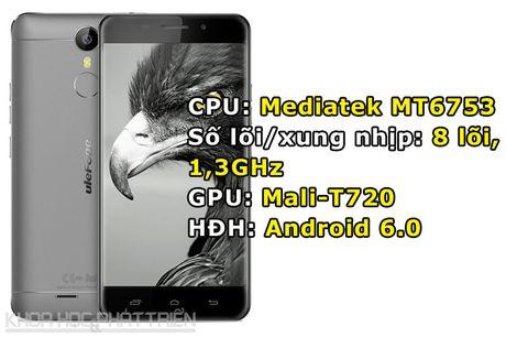 Can canh smartphone cam bien van tay, RAM 3 GB, gia hon 2 trieu - Anh 1