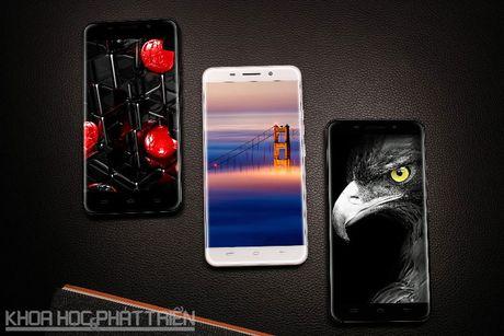 Can canh smartphone cam bien van tay, RAM 3 GB, gia hon 2 trieu - Anh 20
