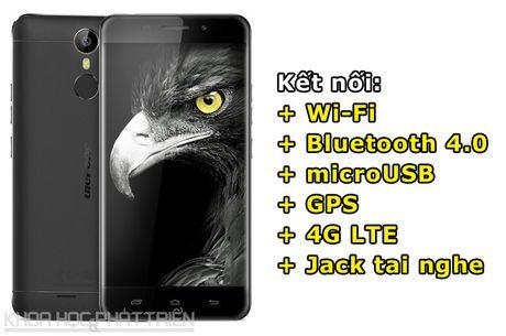 Can canh smartphone cam bien van tay, RAM 3 GB, gia hon 2 trieu - Anh 4