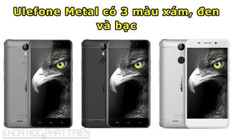 Can canh smartphone cam bien van tay, RAM 3 GB, gia hon 2 trieu - Anh 5