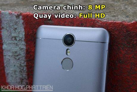 Can canh smartphone cam bien van tay, RAM 3 GB, gia hon 2 trieu - Anh 7
