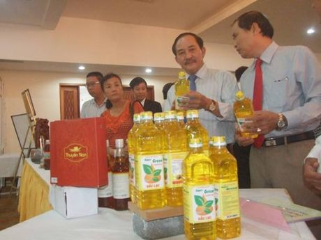 Quang Tri vinh danh san pham cong nghiep nong thon - Anh 1