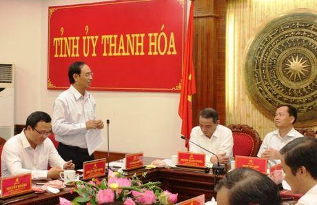Bo truong Nghia: Som khai thac he thong cang Nghi Son - Anh 2