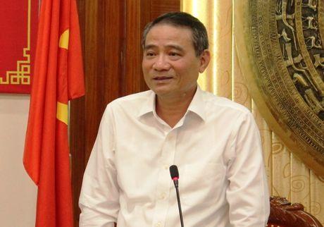 Bo truong Nghia: Som khai thac he thong cang Nghi Son - Anh 3