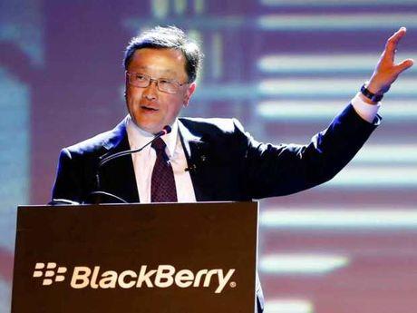 BlackBerry co the dong cua mang kinh doanh dien thoai di dong vao cuoi thang nay - Anh 2