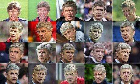20 nam truoc, Arsene Wenger den Arsenal: Khong the dung danh hieu de danh gia Wenger - Anh 1