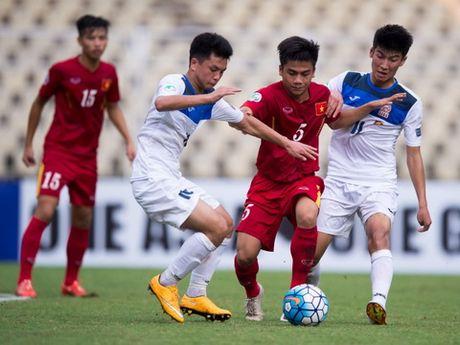 U16 Viet Nam co quyen mo World Cup du gap Iran - Anh 2
