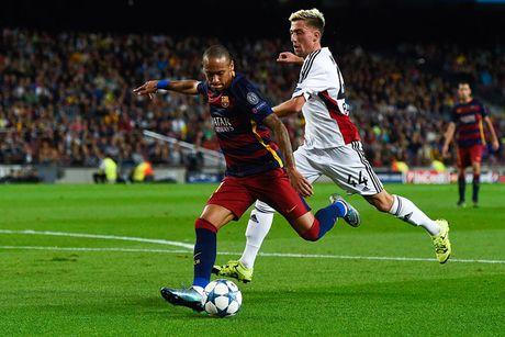 Barca thi dau ra sao khi vang Lionel Messi mua truoc? - Anh 1