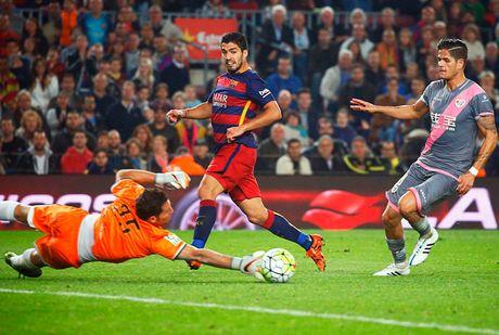 Barca thi dau ra sao khi vang Lionel Messi mua truoc? - Anh 3