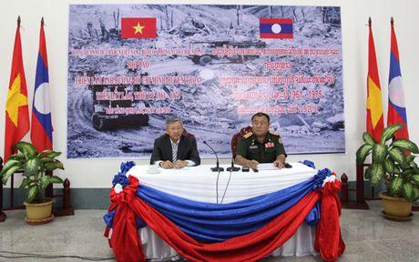 Tai hien huyen thoai duong mon Ho Chi Minh tren dat Lao - Anh 1