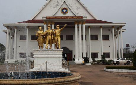 Tai hien huyen thoai duong mon Ho Chi Minh tren dat Lao - Anh 2
