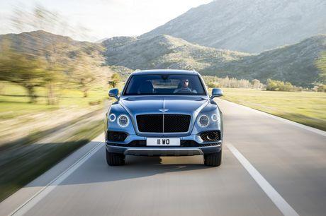 Chiec xe SUV may dau dau tien cua Bentley se chay nhanh nhat the gioi - Anh 2