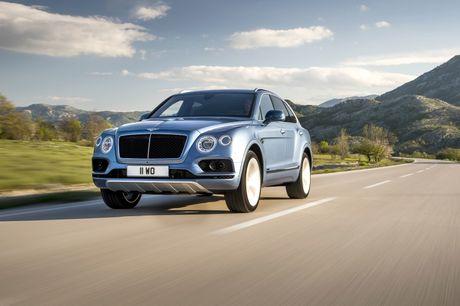 Chiec xe SUV may dau dau tien cua Bentley se chay nhanh nhat the gioi - Anh 5