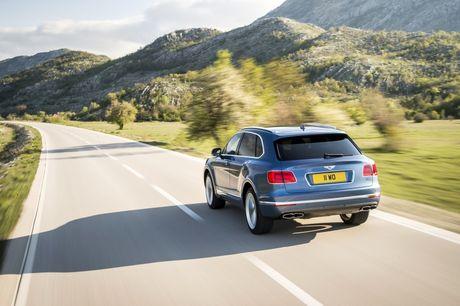 Chiec xe SUV may dau dau tien cua Bentley se chay nhanh nhat the gioi - Anh 6