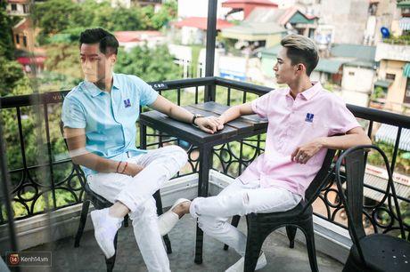 'Tien Thanh x2': Cap doi dong tinh cung ten hot nhat Facebook! - Anh 2
