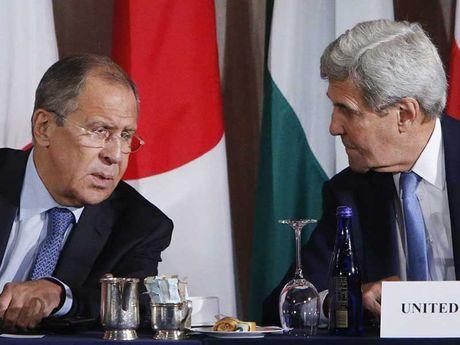 Dam phan that bai, Syria mo chien dich phan cong - Anh 1