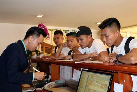 Tuyen Viet Nam bat dau cho chien dich AFF Cup 2016 - Anh 5