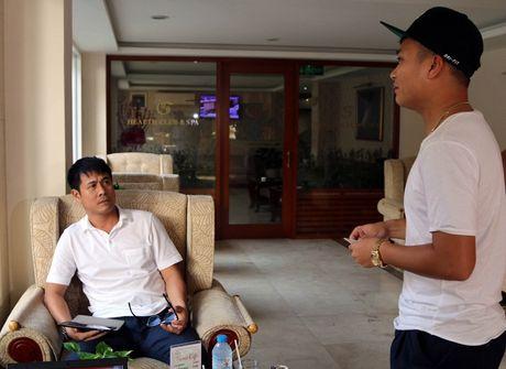 Tuyen Viet Nam bat dau cho chien dich AFF Cup 2016 - Anh 8