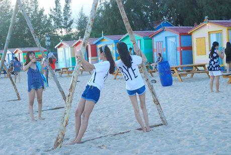 Khu cam trai Beach Huts khien ban muon toi Binh Thuan ngay lap tuc - Anh 10