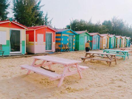 Khu cam trai Beach Huts khien ban muon toi Binh Thuan ngay lap tuc - Anh 18