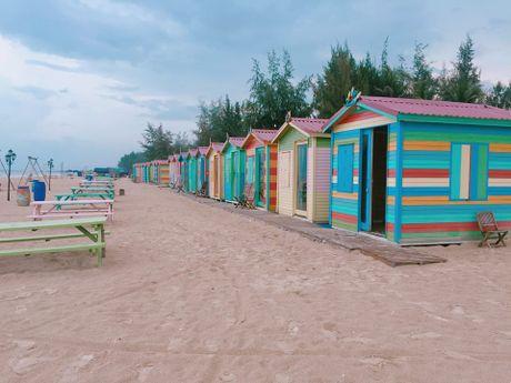 Khu cam trai Beach Huts khien ban muon toi Binh Thuan ngay lap tuc - Anh 1