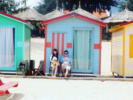 Khu cam trai Beach Huts khien ban muon toi Binh Thuan ngay lap tuc - Anh 5