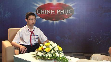 'Cậu bé Google' Phan Đăng Nhật Minh là cái tên đầu tiên xuất hiện trong trận chung kết Olympia 2017