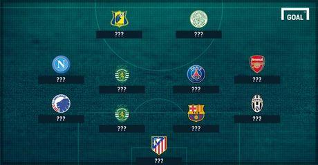 ĐHTB vòng bảng Champions League lượt trận thứ 2: Những cánh chim lạ