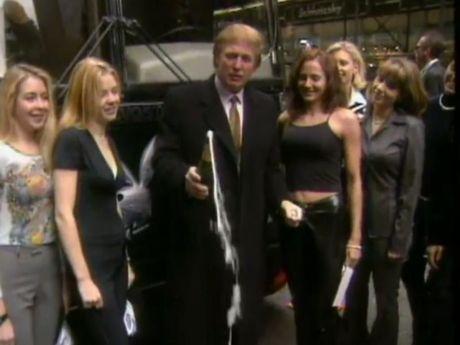 Phát hiện ông Trump đóng 'phim người lớn' cho Playboy