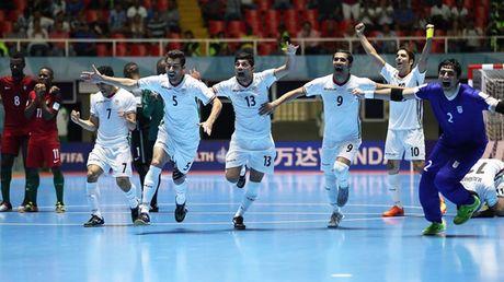 Argentina vo dich Futsal World Cup sau tran chung ket nghet tho - Anh 3