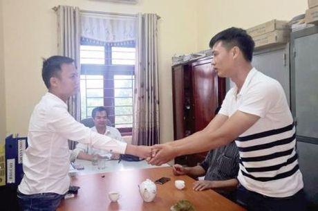 Cong an danh phong vien: CA Ha Noi tra loi nghi van - Anh 1