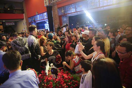 Choang voi kho hang hieu dat vang cho show 12 ty cua Mr. Dam - Anh 14