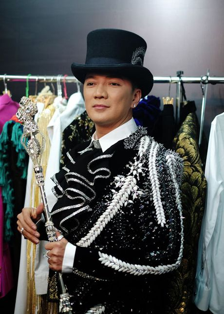 Choang voi kho hang hieu dat vang cho show 12 ty cua Mr. Dam - Anh 3