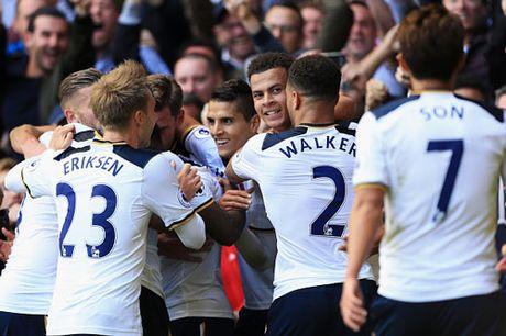 Clip Tottenham khien Man City thua tran dau tien duoi thoi Guardiola - Anh 1