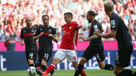 Bayern choi te, Ancelotti noi gi? - Anh 1