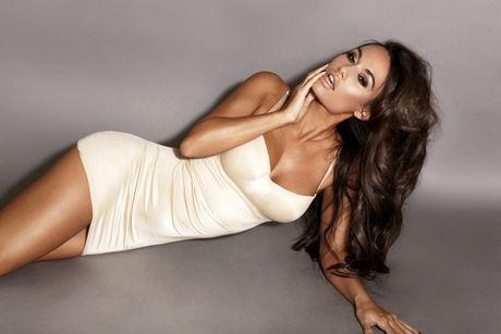 Top 20 nang Ring-girl sexy nhat the gioi (Ki 11): Natalie Lawrence - Anh 3
