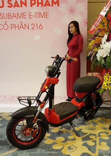 Cong an Ha Noi se dung xe may dien lam xe cong vu? - Anh 5