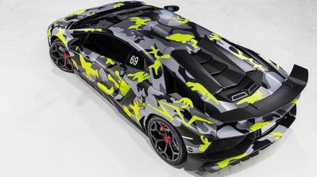 Hang do Novitec lai 'nghich' sieu xe cuc hiem, cuc dat, Lamborghini Aventador SV - Anh 1